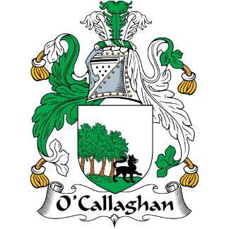 O'Callaghan Coat of Arms