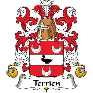 Terrien Family Crest