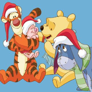 Holiday Pooh
