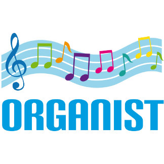 Organist Blue Staff