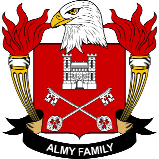 Almy Coat of Arms