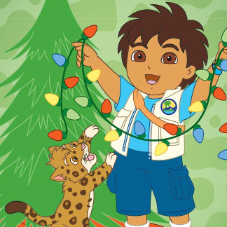 Holidays with Diego