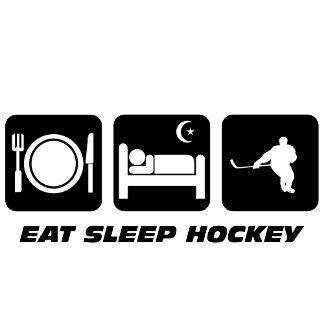 Eat sleep hockey
