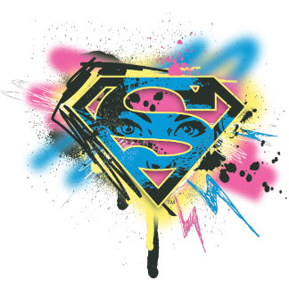 Supergirl Paint and Spills