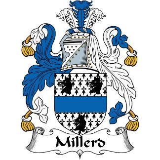 Millerd Coat of Arms