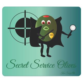 Secret Service Olives