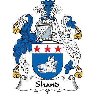 Shand Family Crest