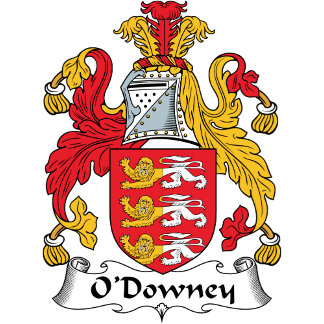 O'Downey Coat of Arms