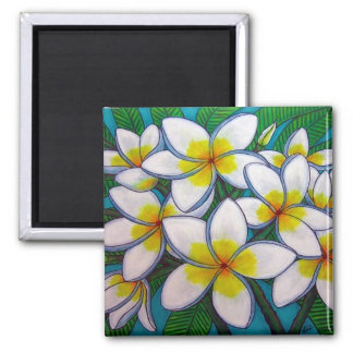 Funky Floral Coaster, Magnet, Key Chains etc