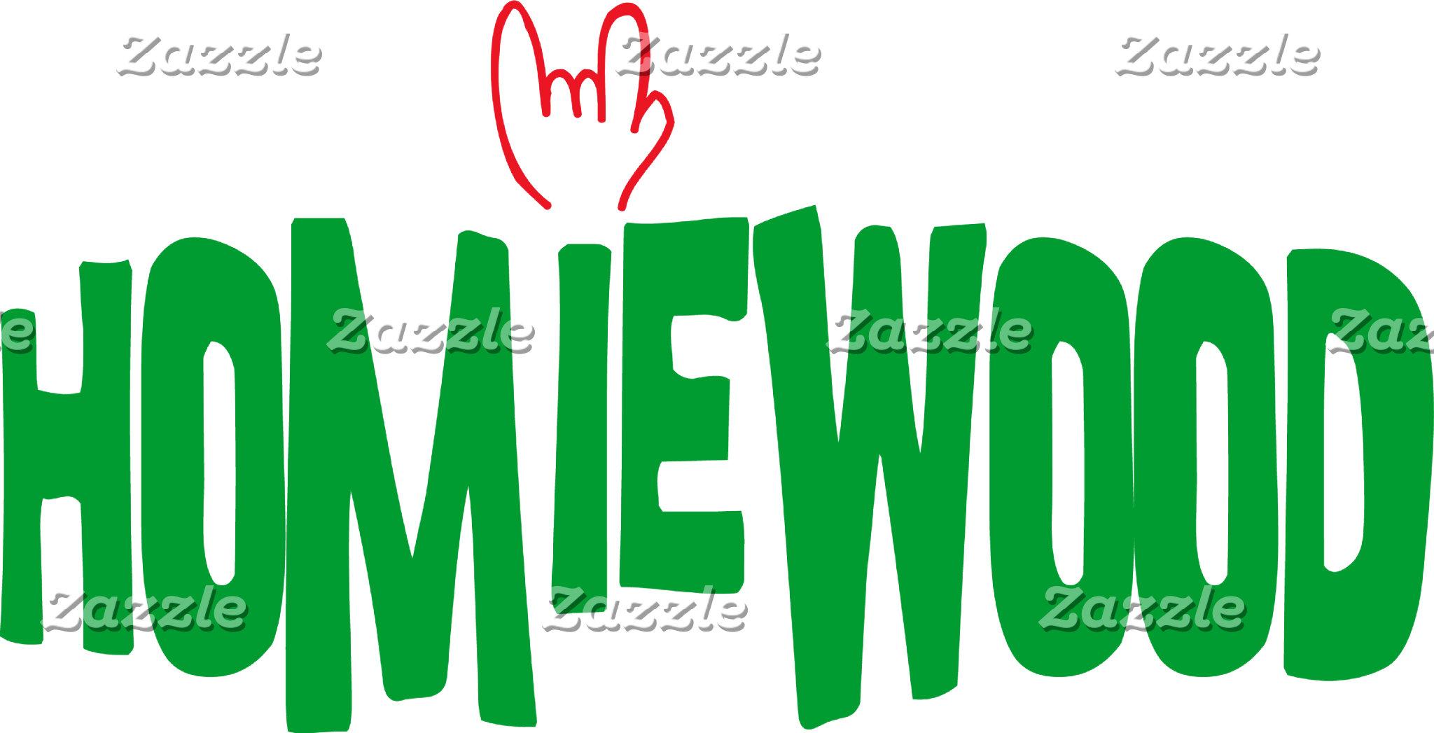 Homiewood California T-Shirt Gift Cards