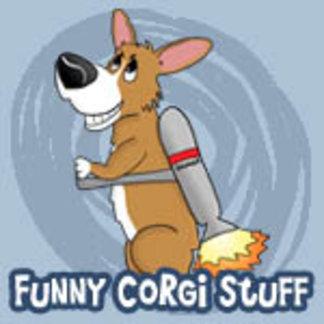 Funny Corgi Stuff
