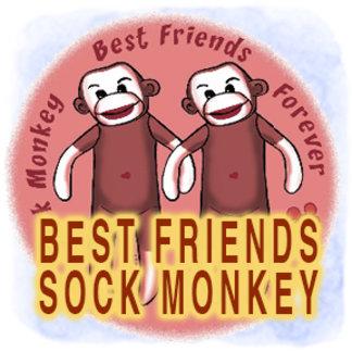 Friends Sock Monkey