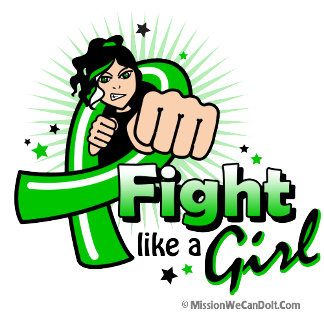Animated Fight Like A Girl Cerebral Palsy