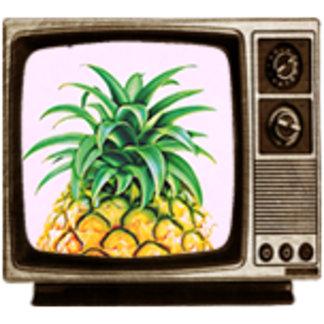 Minimalist Pineapple