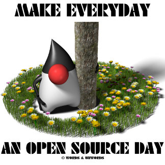Make Everyday An Open Source Day (Duke Earth Day)