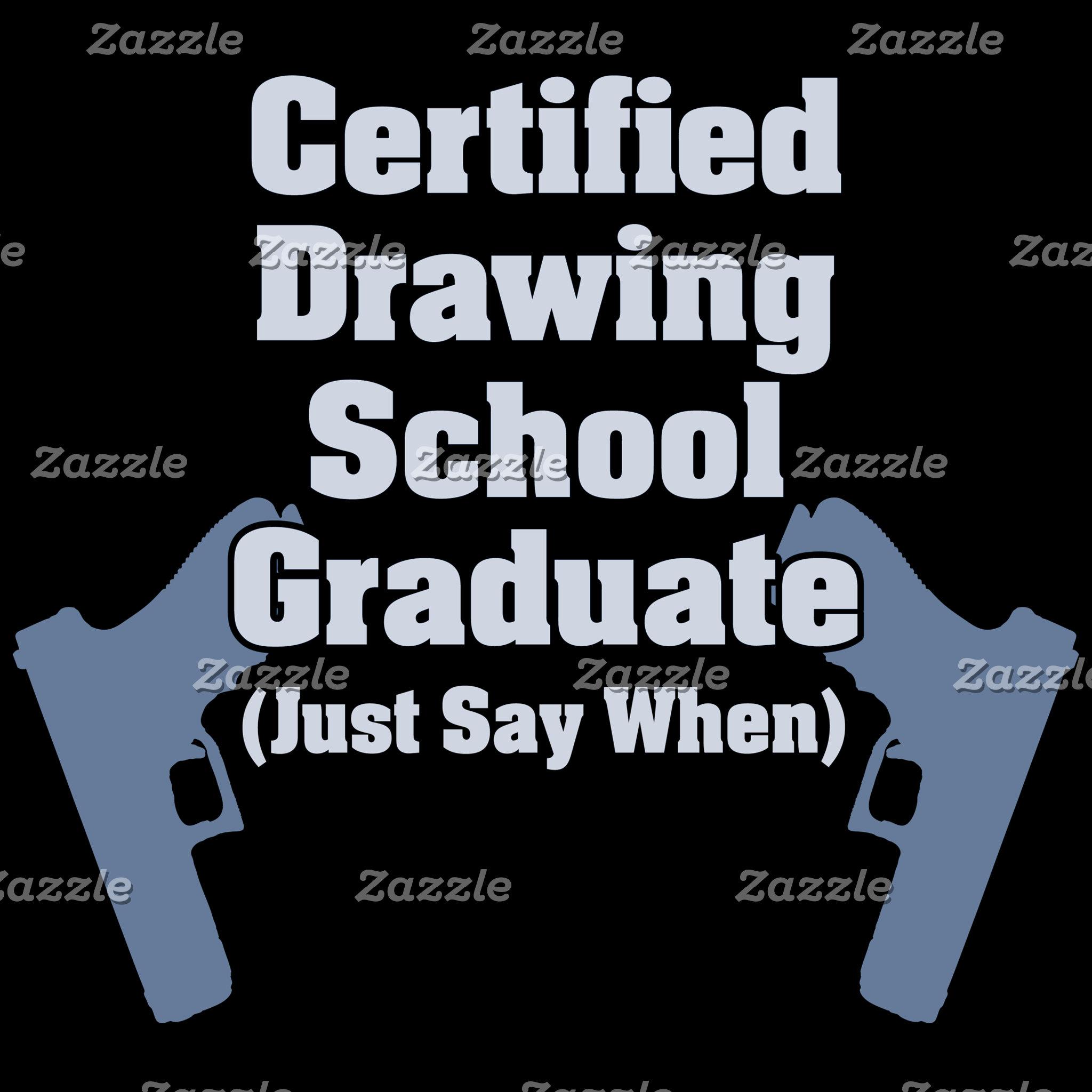 Drawing School Graduate