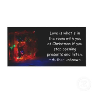 Christmas Quotes Photocards