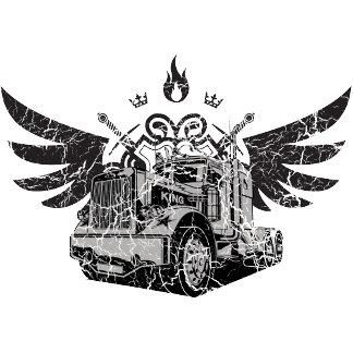 Trucker Wings