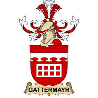 Gattermayr Family Crest