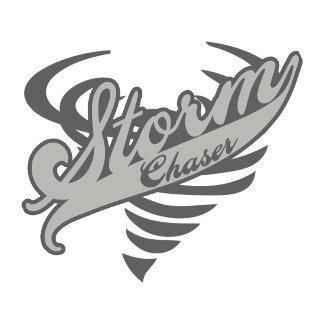 Storm Chaser Tornado Twister Logo