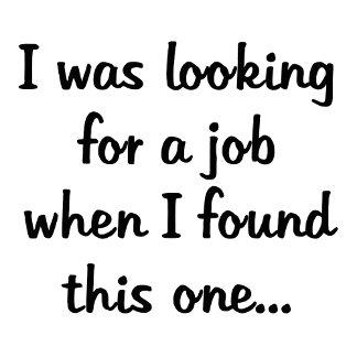Take this job...