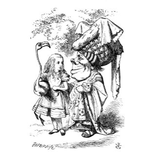 Alice and The Duchess