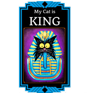 My Cat Is King