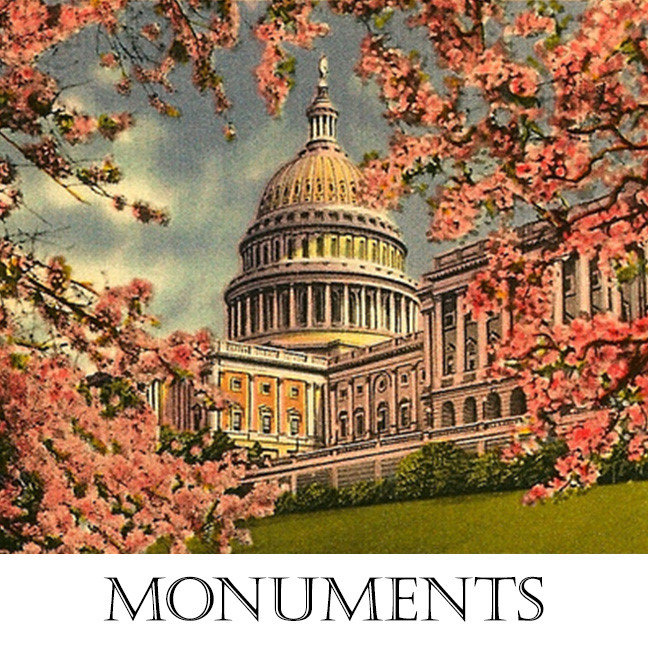 Monuments and Government Buildings
