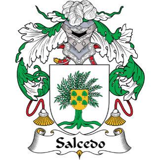 Salcedo Family Crest