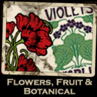 Flowers, Fruit and Botanical