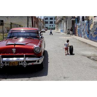 African Hamel district, Havana, Cuba, UNESCO