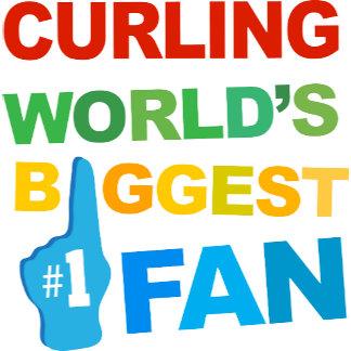 Curling Tshirts