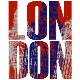 ➢ Red London with Big Ben