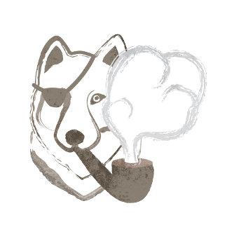 Smoking Wolf