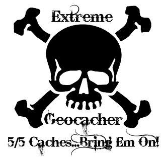 5/5 Exteme Geocacher