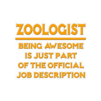Awesome Zoologist .. Official Job Description