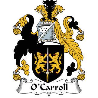 O'Carroll Coat of Arms