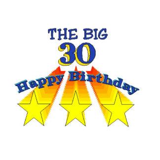 Happy Birthday 30-year-old