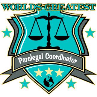 Legal World's Greatest Paralegal Coordinator
