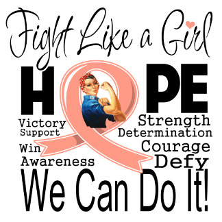 Endometrial Cancer Fight We Can Do It