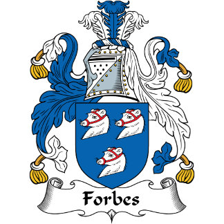 Forbes Family Crest