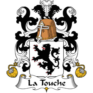 La Touche Family Crest