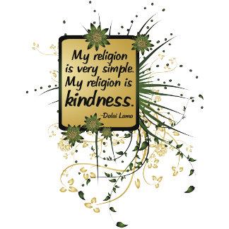 Dalai Lama Religion Quote