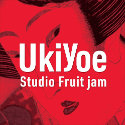 Ukiyoe Studio Fruit jam