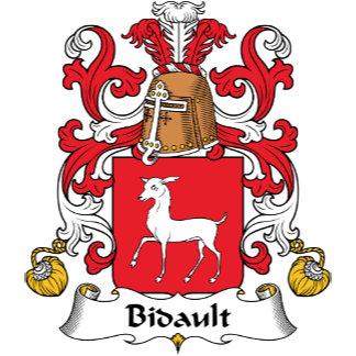 Bidault Family Crest