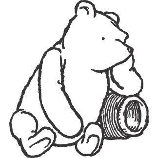 Sketch Winnie the Pooh 2