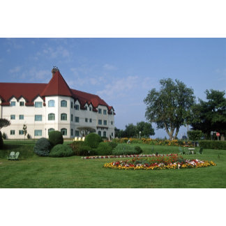 Canada, New Brunswick, St Andrews. The Fairmont