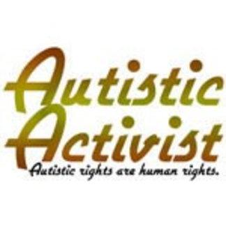 Autistic Activist (Gold)