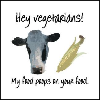Hey Vegetarians!