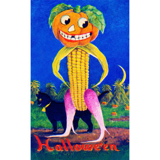 Vintage Halloween Mousepads